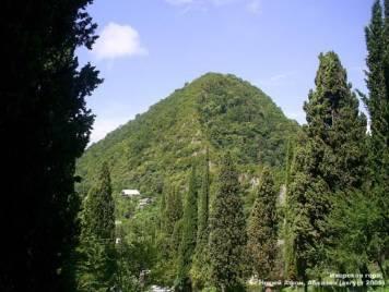 иверская гора в новом афоне